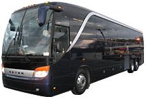 Coach Bus Rentals in NYC