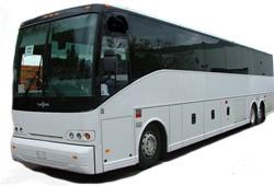 61 Passenger Bus Charter