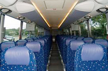 Luxury Coach Bus