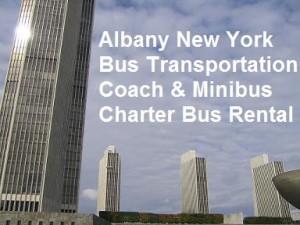 Albany NY Charter Bus