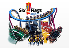 Six Flags Great Adventure Bus Packages