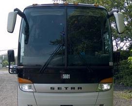 setra bus rental