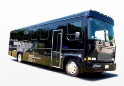 30 pass party bus rentals