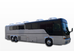 30 pass party bus rental