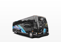 40 pass party bus rentals