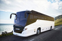 Luxury Charter Bus Rental