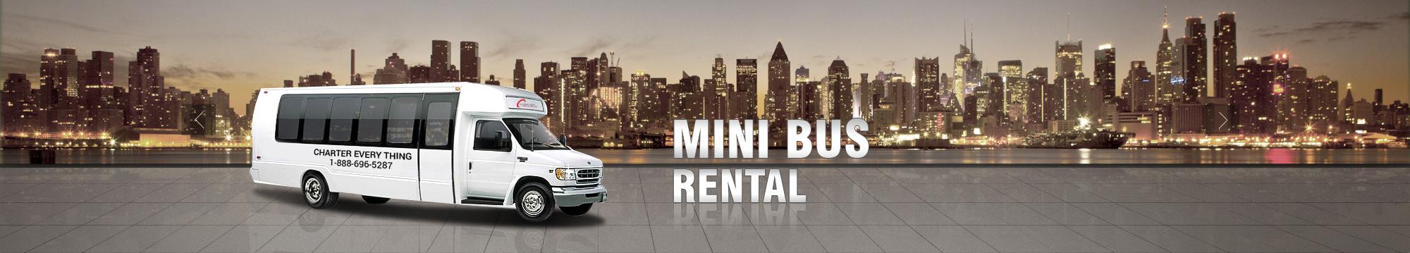 Mini Bus Rental