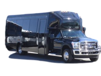 Executive Mini Bus Rentals