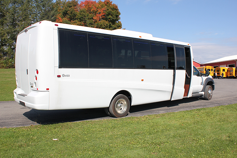 Luxury Bus Rentals