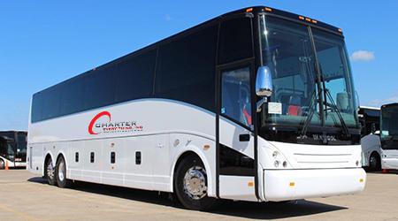 charter bus services Oklahoma