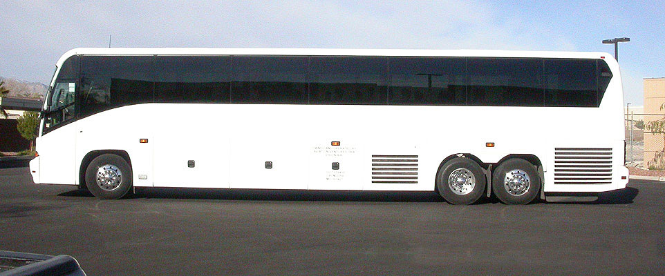 Charter Bus Travel Services