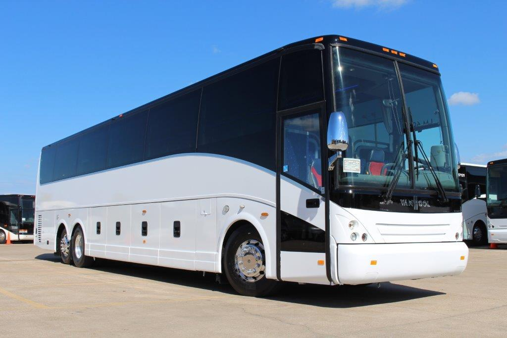 Luxury Charter Buses