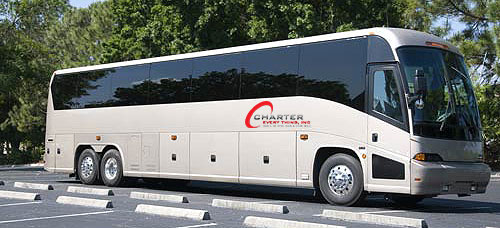 Nevada Charter Bus Rental