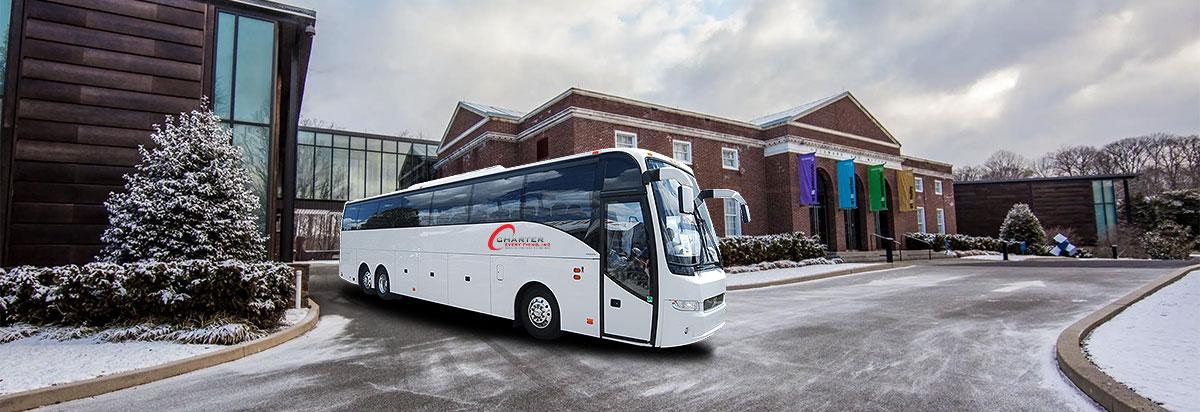 Delaware Charter Bus Rental