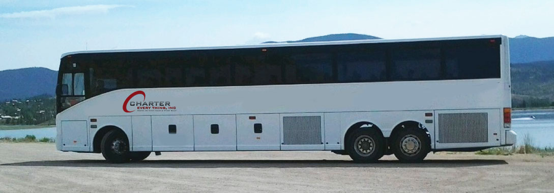 Illinois Charter Bus Rental