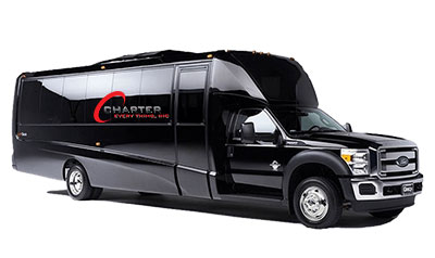 Texas Charter Bus Rental