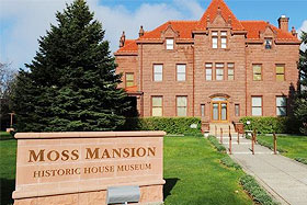 Moss Mansion Historic House Museum
