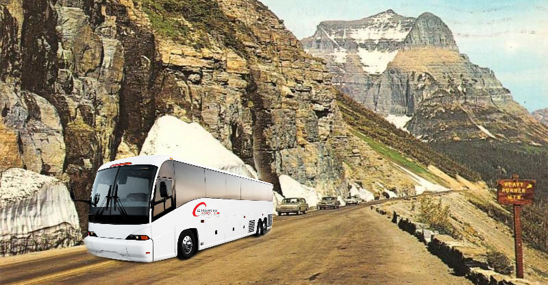 charter bus services in Montana