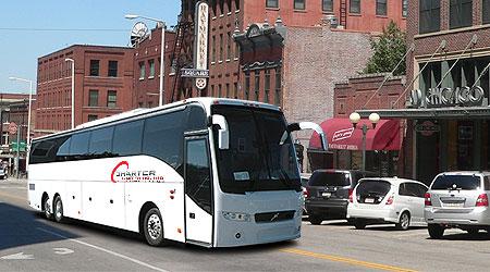 Nebraska NE Charter Bus