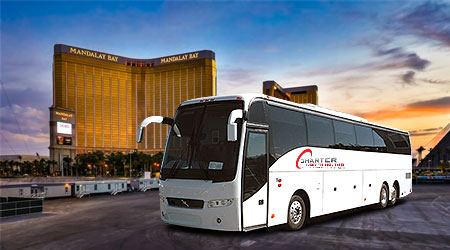 Nevada NV Charter Bus
