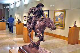 The National Cowboy & Western Heritage Museum