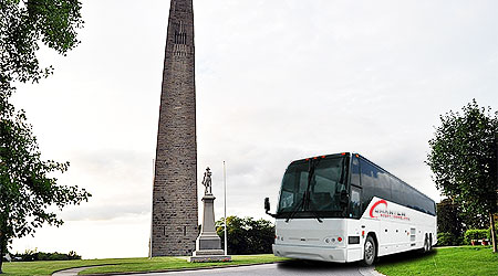 Vermont VT Charter Bus