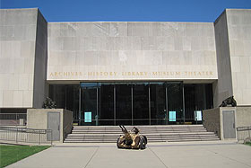 West Virginia State Museum at the Culture Center